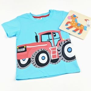 Other - Boutique Tractor T-shirt Size 2/3